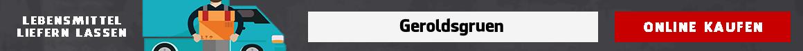 supermarkt bringservice Geroldsgrün