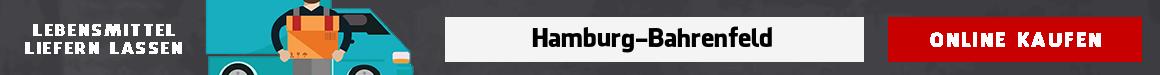 supermarkt bringservice Hamburg Bahrenfeld