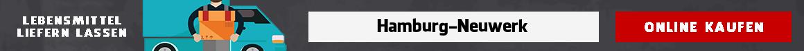 supermarkt bringservice Hamburg Neuwerk