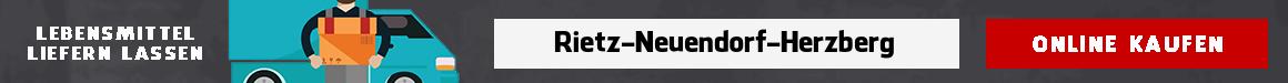 supermarkt bringservice Rietz-Neuendorf Herzberg