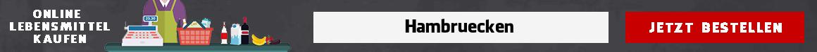 supermarkt liefern lassen Hambrücken