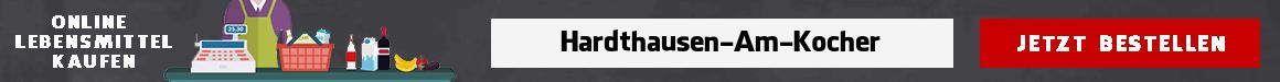 supermarkt liefern lassen Hardthausen am Kocher