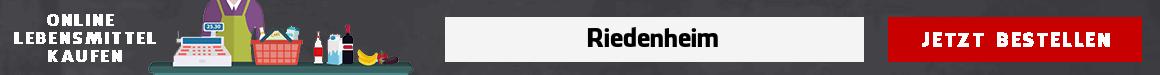 supermarkt liefern lassen Riedenheim