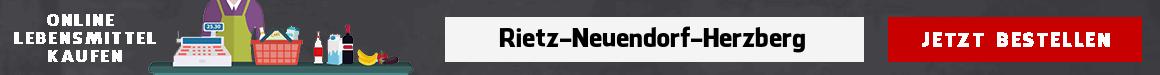 supermarkt liefern lassen Rietz-Neuendorf Herzberg