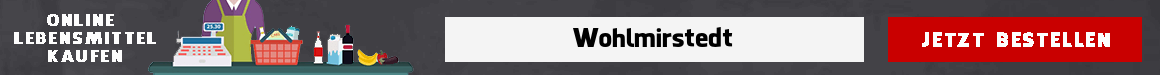 supermarkt liefern lassen Wohlmirstedt